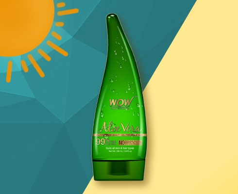 Sunburn Cream – Wow Skin