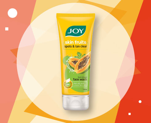 De-tan face wash - Joy