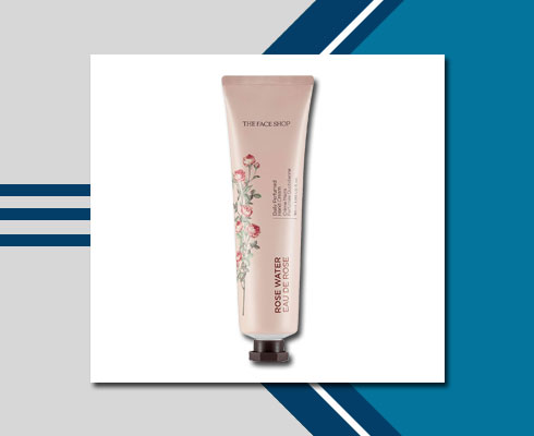 Anti-aging hand cream – The Face Shop