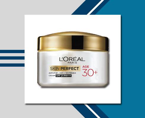 L'Oreal Paris anti-aging skin cream