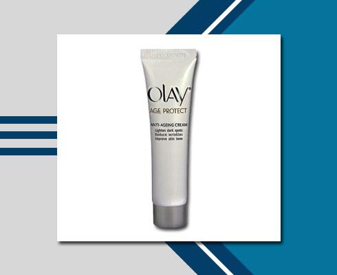 Olay anti-aging cream