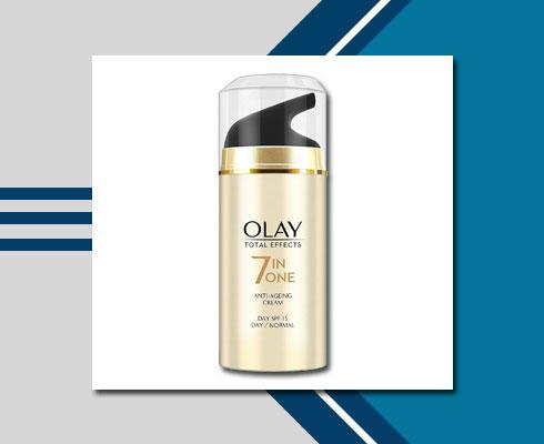 Olay anti-aging day cream