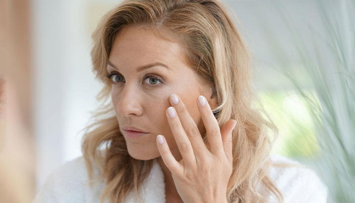 Anti-Aging skin care with Wrinkle Treatments