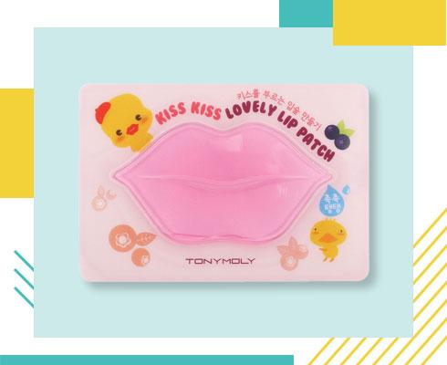 Best Lip Mask – Tonymoly Kiss Kiss Lovely Lip Patch