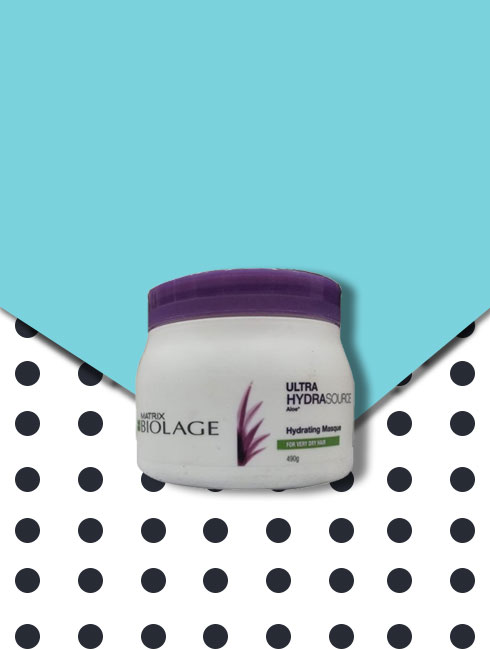 best hair care products- hair mask