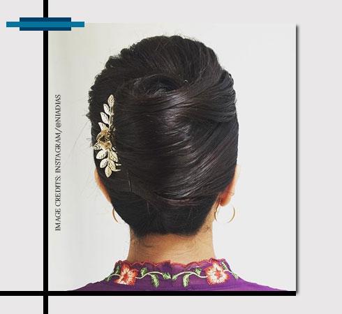 Easy Bun Hairstyles Learn How To Make Hair Bun At Home Nykaa S Beauty Book
