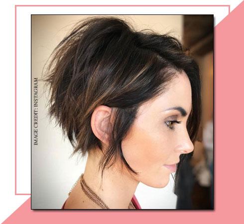 Short Haircuts for Girls – Pixie Cut