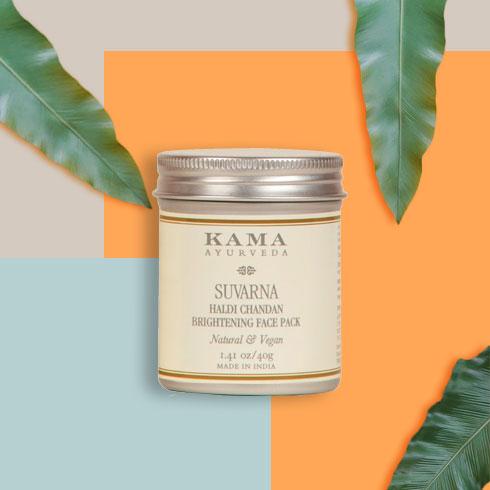 vegan beauty products- KAMA ayurveda