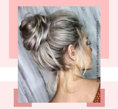artificial hair extensions