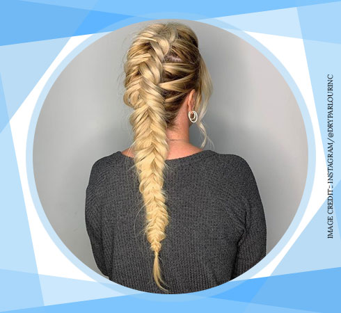 Hairstyles for Long Hair - Fishtail