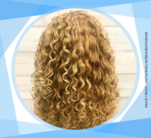 Haircuts for Long Hair – Layered Coiled Curls