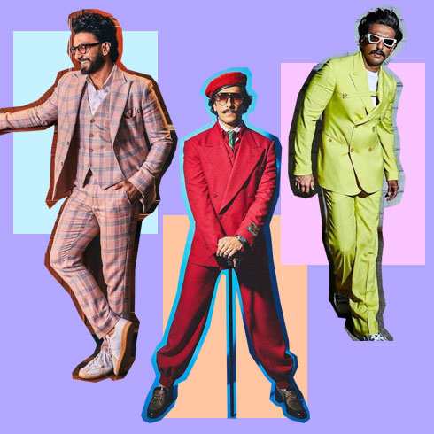 Gender Fluid Dressing – Ranveer Singh