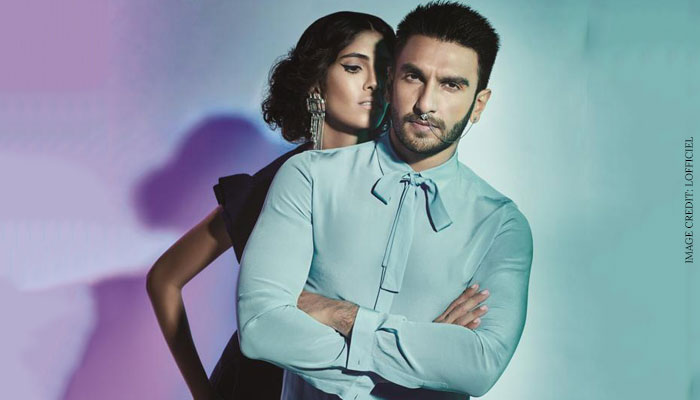 Androgynous Fashion – Ranveer Singh