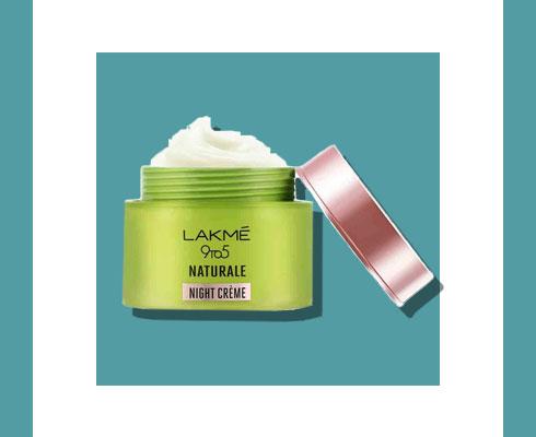 Sensitive Skin Care – Lakme Night Cream
