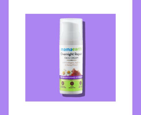 Combination Skin Care – Mamaearth Night Cream