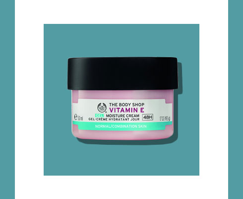 Products for Combination Skin – The Body Shop Moisturizer