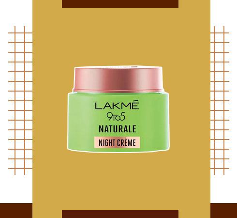Night Skin Care Routine – Lakme Night Cream