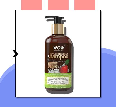 Best Mild Shampoo for Dry Hair – Wow Organics Shampoo
