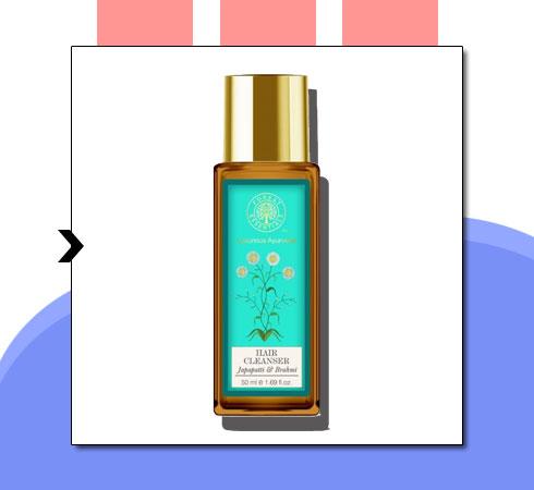 Best Mild Shampoo for Dry Hair – Forest Essentials Hair Cleanser