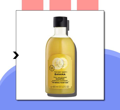 Good Shampoo for Dry Hair – The Body Shop Nourishing Shampoo