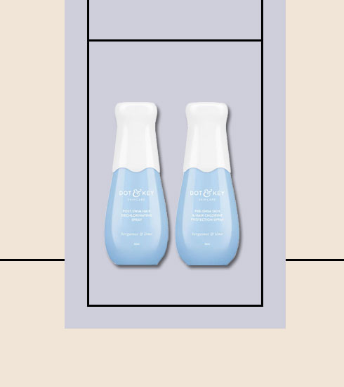 Summer Hair Care – Chlorine Protection Spray