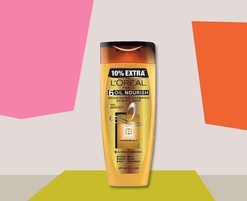 Best Shampoo for Frizzy Hair – L'Oreal Paris Shampoo