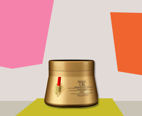 Frizzy Hair Products – L'Oreal Professional Mythic Oil