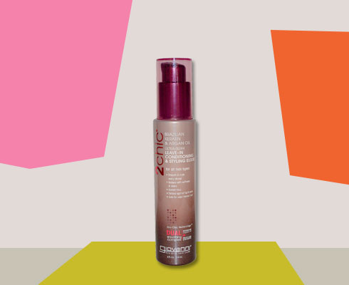 Dry Frizzy Hair Treatment – Giovanni Styling Spray
