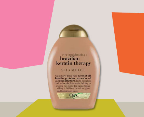 Frizzy Hair Treatment – OGX Conditioner