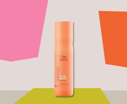Hair Treatment for Frizzy Hair – Wella Professionals Nourishing Shampoo