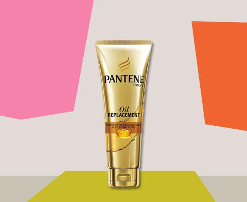 Dry Frizzy Hair Treatment – Pantene Oil
