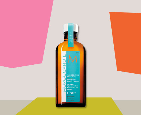 Dry Frizzy Hair Treatment – Moroccan Oil