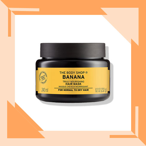 Dry Hair Treatment – Banana Hair Mask