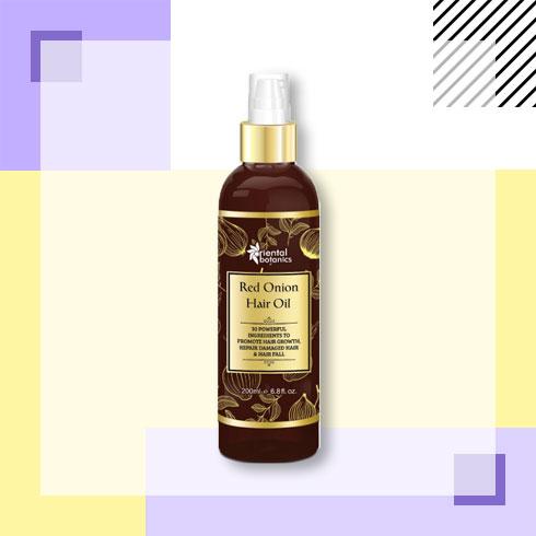 Remedies for Damaged Hair – Oriental Hair Oil