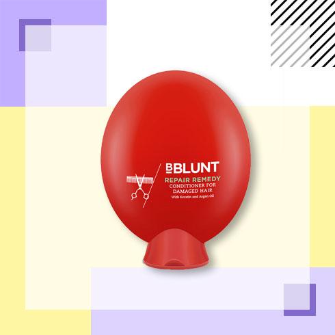 Damaged Hair Treatment – Bblunt Conditioner
