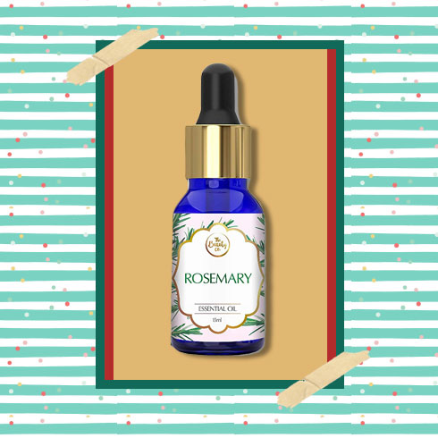 How to grow Thicker Hair with Rosemary Oil