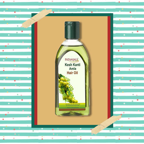 Home Remedies for Thick Hair – Amla Oil