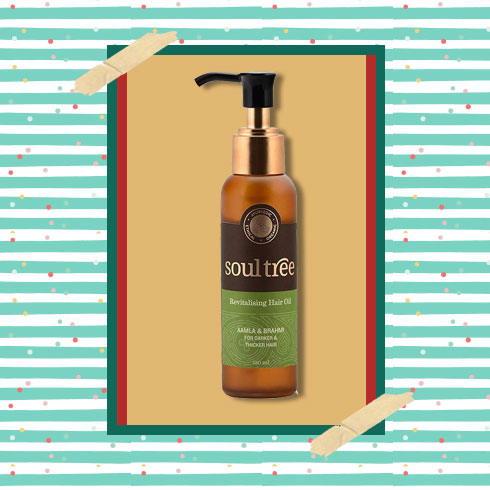How to grow Thicker Hair with SoulTree Hair Oil