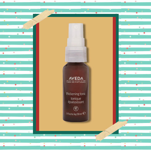 How to grow Thicker Hair with Aveda Thickening Tonic
