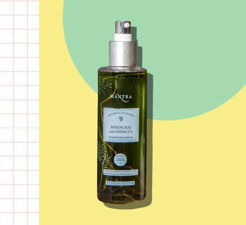 Grey Hair Solution – Mantra Herbal Hair Oil
