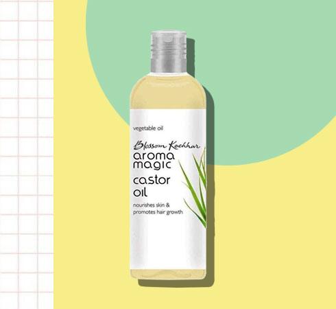 Grey Hair Treatment – Castor Oil