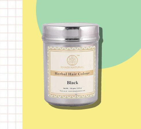 Product for Premature Grey Hair – Khadi Natural Hair Colour