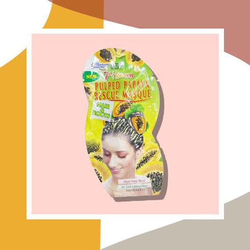 Hair Treatment for Split Ends- Papaya
