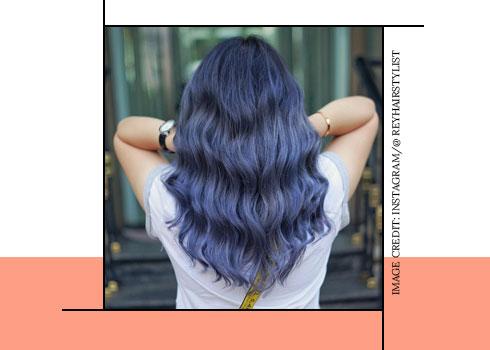 ash blue hair color
