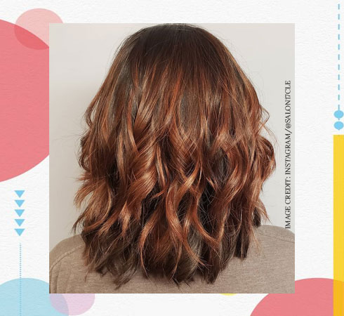 Hair Color for Women – Chocolate Brown