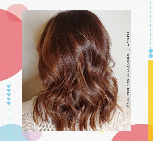 Hair Color Ideas – Chestnut Brown