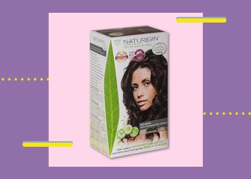 Natural Brown Hair Color- Naturigin