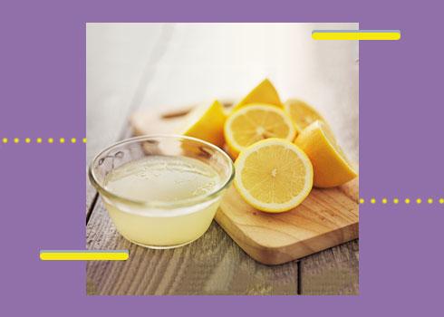 Natural Hair Dye- Lemon Juice