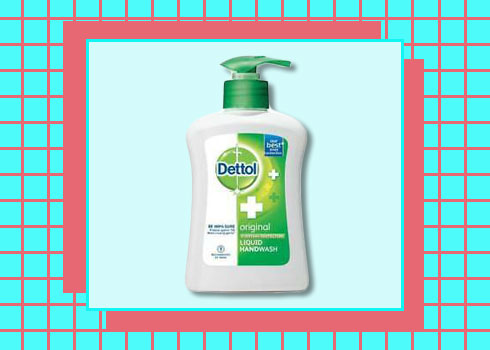 Best Hand Washes- Dettol Original Liquid Hand Wash