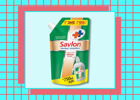 Best Hand Washes – Savlon Herbal Sensitive Germ Protection Hand Wash